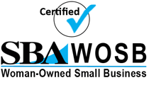 SBA Woman Owned Small Business Logo